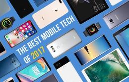 Đâu là chiếc smartphone tốt nhất năm 2017?