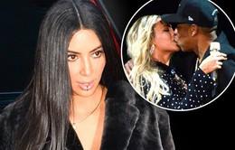 Beyonce bùng nổ với tin mang thai, Kim siêu vòng 3 tức tối