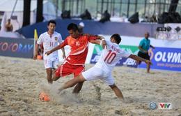 Bùi Trần Tuấn Anh - Niềm đam mê bóng đá từ sân cỏ đến bãi biển