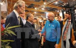 Việt Nam tích cực xúc tiến du lịch tại hội chợ quốc tế ở Bỉ