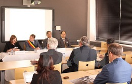 Giới thiệu cơ hội đầu tư hấp dẫn tại Việt Nam với các doanh nghiệp Bỉ