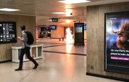 Bỉ: Đánh bom khủng bố trong nhà ga ở Brussels, cảnh sát bắn hạ nghi phạm