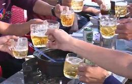 Gia tăng TNGT do rượu, bia trong những ngày Tết