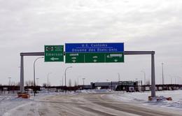 Gia tăng số người vượt biên từ Mỹ vào Canada