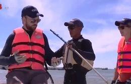 Khi ngư dân làm huấn luyện viên thể thao dưới nước