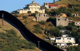 Mỹ - Mexico đạt thỏa thuận về kế hoạch xây bức tường biên giới