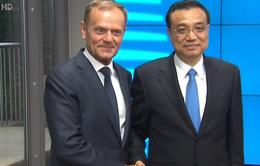 EU và Trung Quốc hợp tác chống biến đổi khí hậu