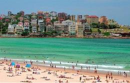 Khám phá những công trình nghệ thuật bên bờ biển Australia