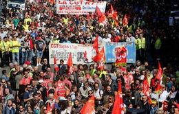 Biểu tình phản đối cải cách Luật Lao động tại Pháp