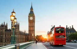 Tháp đồng hồ Big Ben - Biểu tượng lịch sử và văn hóa nước Anh
