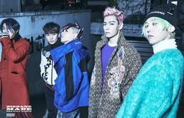 MV mới của Big Bang cán mốc 50 triệu lượt xem trên Youtube