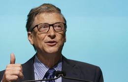Bill Gates sẽ là tỷ phú nghìn tỷ USD đầu tiên
