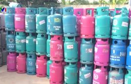 Gia tăng bình gas không an toàn trên thị trường