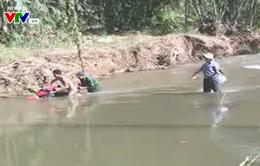 Bình Thuận khẩn trương xây dựng 6 cầu thép liên hợp cho người dân