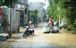Bình Định khôi phục hệ thống giao thông sau lũ
