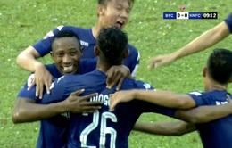VIDEO Tổng hợp trận đấu: Becamex Bình Dương 2-0 CLB Hà Nội