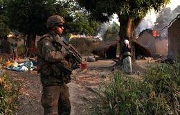 Pháp khẳng định quyết tâm quét sạch khủng bố tại châu Phi