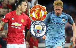 23h30 hôm nay (10/12), Man Utd – Man City: Derby quyết định!