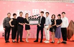 Trở lại diễn xuất, Lâm Tâm Như cặp đôi với chồng Châu Tấn