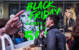 Anh: Doanh số mua sắm ngày Black Friday có thể đạt hơn 10 tỷ Bảng