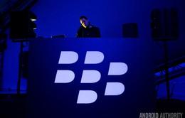 """""""Học đòi"""", BlackBerry cũng muốn sản xuất đồng hồ thông minh?"""