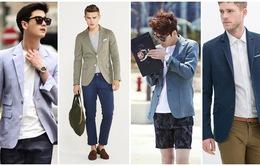 Vì sao bất cứ chàng trai nào cũng nên có một chiếc blazer?
