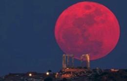 Chiêm ngưỡng hiện tượng trăng máu tại nhiều quốc gia trên thế giới