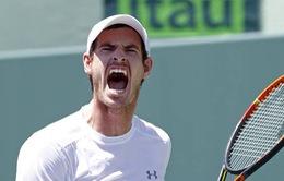 """Andy Murray nổi đóa vì bị coi là """"không xứng"""" trong top 4"""