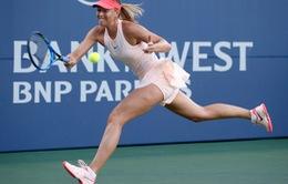 Giải quần vợt Stanford Classic: Sharapova khởi đầu thuận lợi