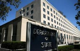 Mỹ công bố danh sách các nước bảo trợ khủng bố
