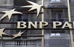 Mỹ phạt ngân hàng BNP Paribas 350 triệu USD