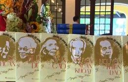 Ra mắt bộ sách những tài danh âm nhạc Việt Nam