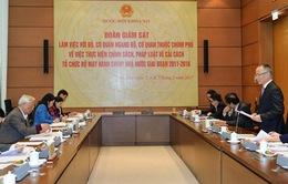 Bộ Công Thương dự định giảm tiếp 4 đơn vị trực thuộc