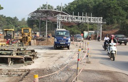 Thái Nguyên xin dỡ bỏ trạm BOT Bờ Đậu
