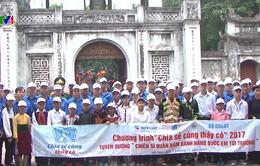 60 chiến sĩ biên phòng tiêu biểu trong công tác dạy học
