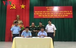 Bộ Quốc phòng bàn giao đất cho TP.HCM