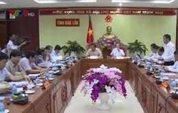Bộ trưởng Bộ Thông tin Truyền thông làm việc tại Đắk Lắk