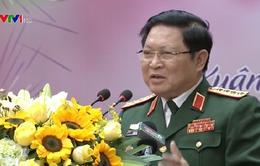 Bộ trưởng Bộ Quốc phòng đánh giá cao thành tích của lực lượng Cảnh sát biển