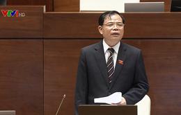 Bộ trưởng Bộ NN&PTNT cam kết chịu trách nhiệm nếu phần sai thuộc về mình