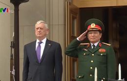 Bộ trưởng Bộ Quốc phòng Ngô Xuân Lịch thăm Hoa Kỳ