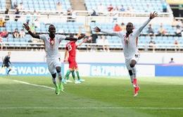 Kết quả FIFA U20 Thế giới 2017: U20 Zambia 2 - 1 U20 Bồ Đào Nha: Thất bại bất ngờ