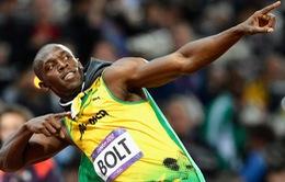 Đồng đội dính doping, Usain Bolt bị tước 1 HCV ở Olympic 2008