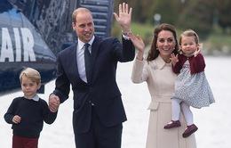 Hoàng tử William vẫn nói về công nương Diana với các con mỗi ngày