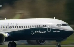 Boeing 737 MAX 9 bay thử nghiệm