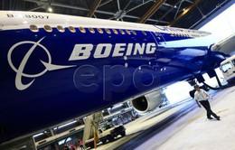 Nhà máy đầu tiên của Boeing tại Trung Quốc