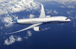 Boeing ra mắt máy bay Dreamliner 787-10 mới
