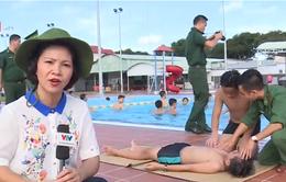 TP.HCM triển khai dạy bơi miễn phí cho học sinh thành phố