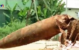 Di dời thành công quả bom gần 500 kg tại Quảng Ninh