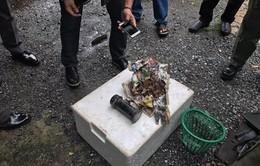 Thái Lan: Phát hiện vật nghi là bom gần trạm tàu điện ngầm