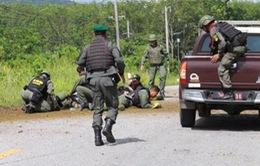 Thái Lan: Đánh bom vào xe quân đội, 1 binh sỹ thiệt mạng